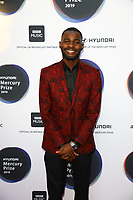 Dave attends the red carpet during the 2019 Hyundai Mercury Prize, Eventim Apollo, London, UK, Saturday 06 July 2019<br /> Photo JM Enternational