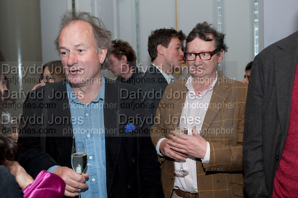 DAVID CAMPBELL; BRUCE PALLING, Henry Porter hosts a launch for Songs of Blood and Sword by Fatima Bhutto. The Artesian at the Langham London. Portland Place. 15 April 2010. *** Local Caption *** -DO NOT ARCHIVE-© Copyright Photograph by Dafydd Jones. 248 Clapham Rd. London SW9 0PZ. Tel 0207 820 0771. www.dafjones.com.<br /> DAVID CAMPBELL; BRUCE PALLING, Henry Porter hosts a launch for Songs of Blood and Sword by Fatima Bhutto. The Artesian at the Langham London. Portland Place. 15 April 2010.