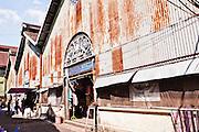Scott's Market, Yangon, Myanmar.