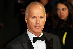 © London News Pictures. Michael Keaton, EE British Academy Film Awards (BAFTAs), Royal Opera House Covent Garden, London UK, 08 February 2015, Photo by Richard Goldschmidt /LNP