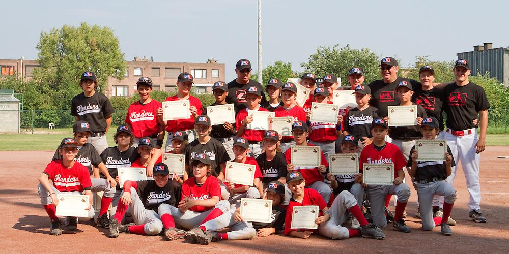 2010 Belgian Little League Championships