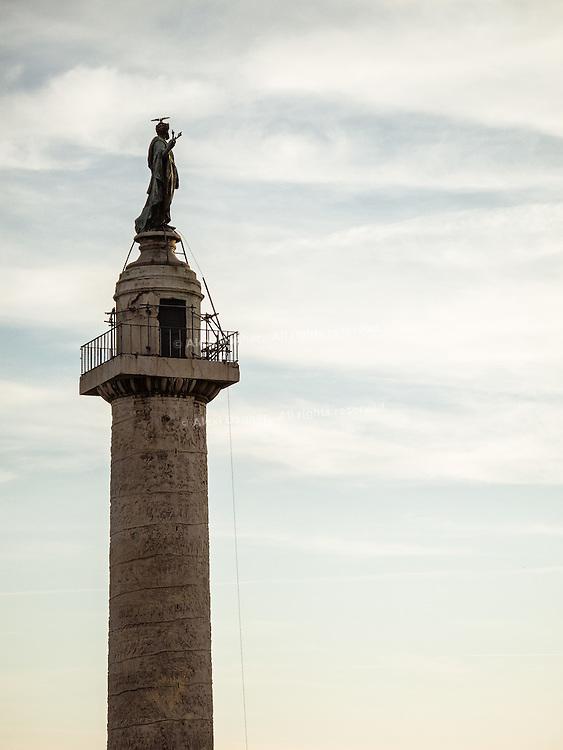 Trajan's Column - Rome, Italy 2014