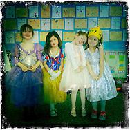 princess day at Lake Fenton Preschool