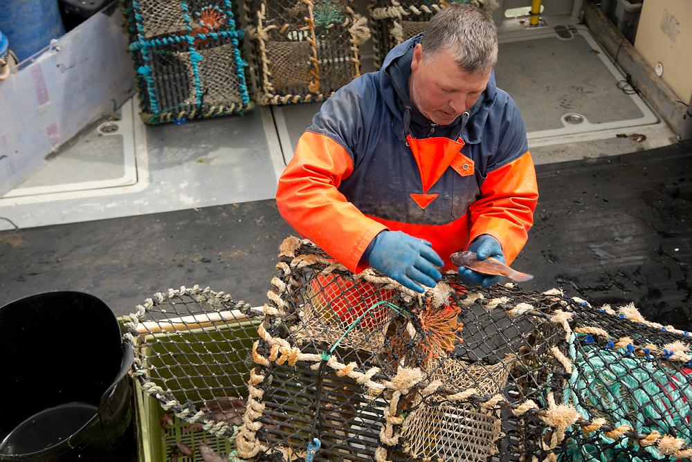 Lobsterman, Loch Coirusk, Isle of Skye, Scotland