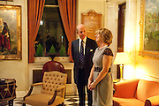 HENRIETTA CHEETHAM; NICK PETO;, The Lady Joseph Trust, fundraising party.<br /> Camilla, Duchess of Cornwall  attends gala fundraising event as newly appointed President of the charity. The Lady Joseph Trust was formed in 2009 to raise funds to acquire horses for the UKÕs top Paralympic riders Cavalry and Guards Club, 127 Piccadilly, London,<br /> 26 October 2011. <br /> <br />  , -DO NOT ARCHIVE-© Copyright Photograph by Dafydd Jones. 248 Clapham Rd. London SW9 0PZ. Tel 0207 820 0771. www.dafjones.com.<br /> HENRIETTA CHEETHAM; NICK PETO;, The Lady Joseph Trust, fundraising party.<br /> Camilla, Duchess of Cornwall  attends gala fundraising event as newly appointed President of the charity. The Lady Joseph Trust was formed in 2009 to raise funds to acquire horses for the UK's top Paralympic riders Cavalry and Guards Club, 127 Piccadilly, London,<br /> 26 October 2011. <br /> <br />  , -DO NOT ARCHIVE-© Copyright Photograph by Dafydd Jones. 248 Clapham Rd. London SW9 0PZ. Tel 0207 820 0771. www.dafjones.com.