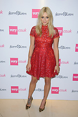 SEP 12 2013 Fearne Cotton runway show for Very.co.uk