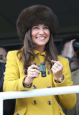 MAR 14 2013 Pippa Middleton at Cheltenham Festival