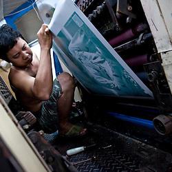 Vietnam   Industry   Printing shop