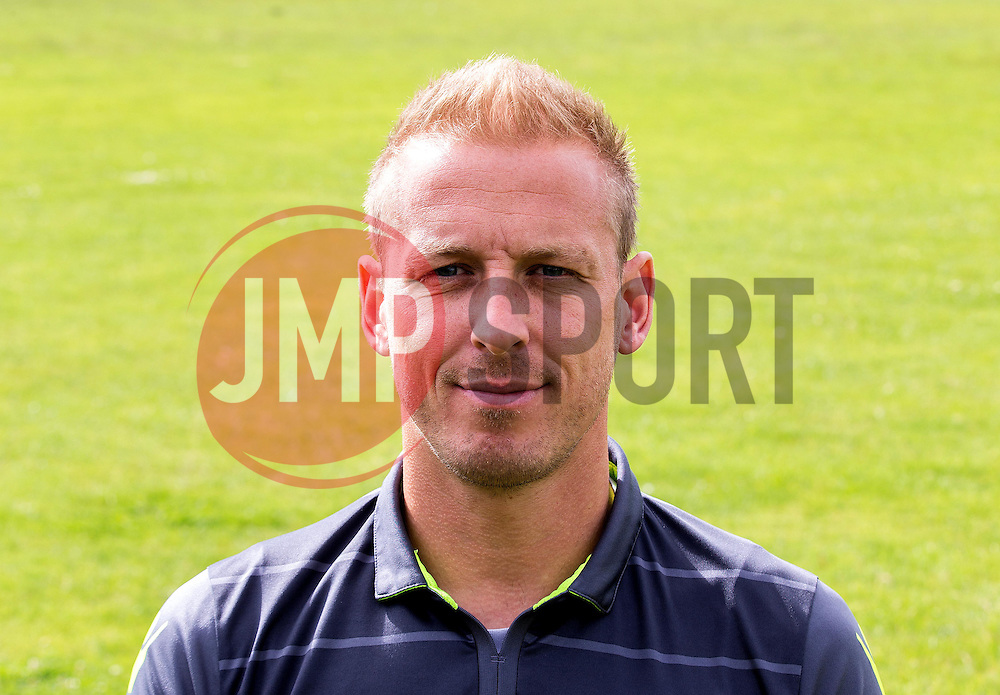Steve Mildenhall of Bristol Rovers - Mandatory by-line: Robbie Stephenson/JMP - 04/08/2016 - FOOTBALL - The Lawns Training Ground - Bristol, England - Bristol Rovers Head Shots