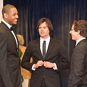 Andy Samberg, Bill Hader, Carmelo Anthony