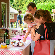 """Family at The Old Field Vineyards, Southold, NY """"Small family owned and sustainable vineyard and winery located on the north fork of Long Island, NY."""""""