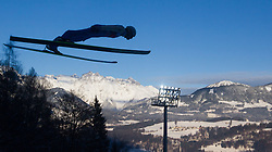 06.01.2015, Paul Ausserleitner Schanze, Bischofshofen, AUT, FIS Ski Sprung Weltcup, 63. Vierschanzentournee, Probedurchgang, im Bild Piotr Zyla (POL) // Piotr Zyla of Poland during Trial Jump of 63rd Four Hills Tournament of FIS Ski Jumping World Cup at the Paul Ausserleitner Schanze, Bischofshofen, Austria on 2015/01/06. EXPA Pictures © 2015, PhotoCredit: EXPA/ JFK