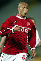 Perugia 15/10/2003 Uefa Cup 1st round return match <br />Perugia Dundee 1-0 <br />Jay BOTHROYD  (Perugia)