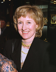 The COUNTESS DE CABARRUS, sister of the Duke of Northumberland, at a party in London on 11th February 1999.MOI 33