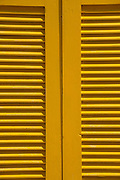 Yello window  detail