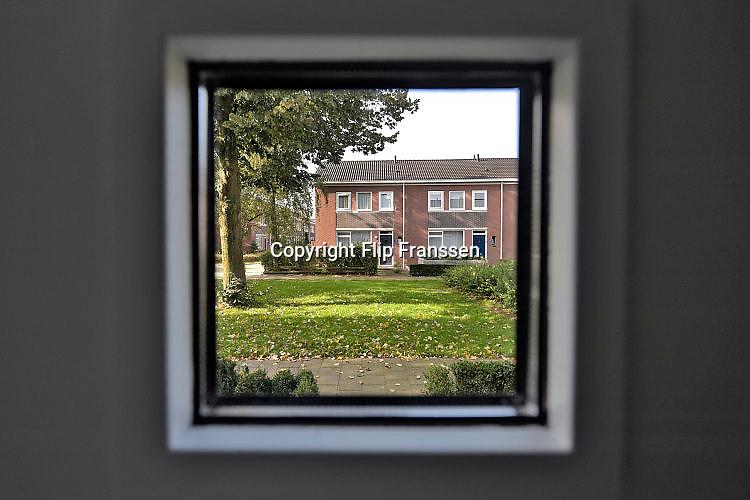 Nederland, Wijchen, 16-10-2017Renovatie sociale huurwoningen van woningcorporatie Talis in de wijken Heilige Stoel, Homberg en Kraayenberg. Foto: Flip Franssen