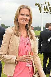 SACHA HALE at the Cartier Queen's Cup Polo final at Guard's Polo Club, Smiths Lawn, Windsor Great Park, Egham, Surrey on 14th June 2015