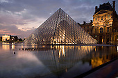 Louvre Museum, Paris, France