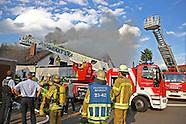 Wohnhausbrand in Feudenheim