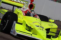 Ed Carpenter, Indy Car Series