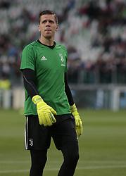 May 19, 2019 - Turin, ITA, Italy - Wojciech Szcz?sny during Serie A match between Juventus v Atalanta, in Turin, on May 19, 2019  (Credit Image: © Loris Roselli/NurPhoto via ZUMA Press)