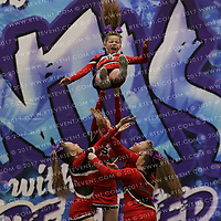 1048_Starlights  - Youth Level 2 Stunt Group