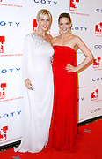 Mary Alice Stephenson and Katharina Harf pose at the 5th Annual DKMS Gala at Cipriani Wall Street in New York City on April 28, 2011.