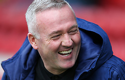 Ipswich Town manager Paul Lambert - Mandatory by-line: Arron Gent/JMP - 27/10/2019 - FOOTBALL - Roots Hall - Southend-on-Sea, England - Southend United v Ipswich Town - Sky Bet League One