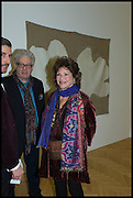Private view for A Strong Sweet Smell of Incense<br /> A Portrait of Robert Fraser, Curated by Brian Clarke. Pace Gallery. 6 Burlington Gardens. London. 5 February 2015.