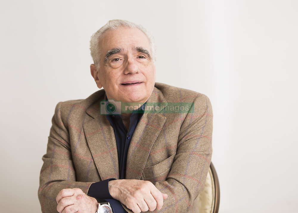 December 5, 2016 - Hollywood, California, U.S. - Producer MARTIN SCORSESE promotes the movie 'Silence.' Martin Charles Scorsese (born November 17, 1942) is an American director, producer, screenwriter, actor, and film historian, whose career spans more than 53 years. Scorsese's body of work addresses such themes as Sicilian-American identity, Roman Catholic concepts of guilt and redemption, machismo, modern crime, and gang conflict. Many of his films are also notable for their depiction of violence and liberal use of profanity. He is a recipient of the AFI Life Achievement Award for his contributions to the cinema, and has won an Academy Award, a Palme d'Or, Cannes Film Festival Best Director Award, Silver Lion, Grammy Award, Emmys, Golden Globes, BAFTAs, and DGA Awards. He has directed landmark films such as the crime film Mean Streets (1973), the vigilante-thriller Taxi Driver (1976), the biographical sports drama Raging Bull (1980), the black comedy The King of Comedy (1983), and the crime films Goodfellas (1990) and Casino (1995), all of which he collaborated on with actor and close friend Robert De Niro. Scorsese has also been noted for his collaborations with actor Leonardo DiCaprio, having directed him in five films, beginning with Gangs of New York (2002) and most recently The Wolf of Wall Street (2013). Upcoming: The Irishman (2018), Abundant Acreage Available (2017), The Snowman (2017) Tomorrow (2016) Sinatra (announced), The Untitled Grateful Dead Documentary Project, Silence (2016).  (Credit Image: © Armando Gallo via ZUMA Studio)