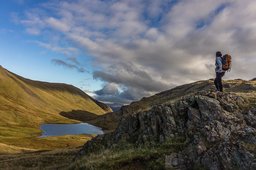 Sty Head Tarn, Sty Head Pass, Borrowdale
