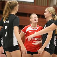 VBALL: 25-09-2018 - Elite Volley Aarhus - Ikast KFUM (Træningskamp)