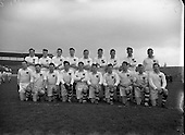 1955 - 06/03 GAA Football - Combined Universities vs Rest of Ireland