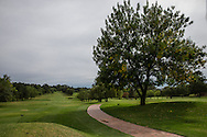 View from the 1st tee at The Wanderers Golf Club, Gauteng, Johannesburg, South Africa.  12/01/2016. Picture: Golffile | David Lloyd<br /> <br /> All photos usage must carry mandatory copyright credit (© Golffile | David Lloyd)