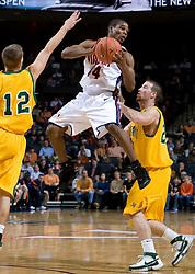 Virginia Cavaliers G Sean Singletary (44) ..The Virginia Cavaliers men's basketball team defeated the Vermont Catamounts 90-72 at the John Paul Jones Arena in Charlottesville, VA on November 11, 2007.