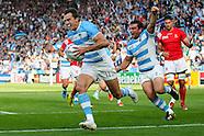 Argentina v Tonga 041015