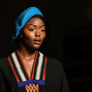 African Fashion Week London 2019 #AFWL2019 - Day 2 at Freemasons Hall on 10 August 2019, London, UK.