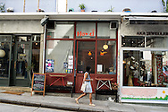 new shops in Sheung Wan
