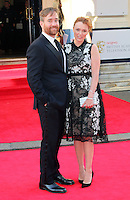 Matthew Macfadyen; Keeley Hawes, Arqiva British Academy Television Awards - BAFTA, Theatre Royal Drury Lane, London UK, 18 May 2014, Photo by Richard Goldschmidt