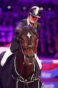 Jessica Kurten - Zapatero VDL<br /> KWPN Hengstenkeuring 2013<br /> © DigiShots