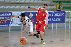 Basketball, Final, D3 aux FFSA CDF Basketball