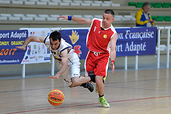 Basketball, Final, D3 aux FFSA CDF Basketball