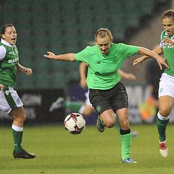 Hibs v Celtic | SBS Scottish Women's Premier League | 4 October 2017