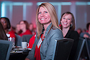 American Heart Association Go Red Luncheon on Friday, Feb. 13, 2015 at the Cleveland Convention Center