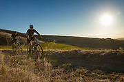 Shaun Payne and Rens Rezelman during the Prologue of the 2017 Absa Cape Epic Mountain Bike stage race held at Meerendal Wine Estate in Durbanville, South Africa on the 19th March 2017<br /> <br /> Photo by Greg Beadle/Cape Epic/SPORTZPICS<br /> <br /> PLEASE ENSURE THE APPROPRIATE CREDIT IS GIVEN TO THE PHOTOGRAPHER AND SPORTZPICS ALONG WITH THE ABSA CAPE EPIC<br /> <br /> {ace2016}