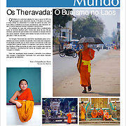 Theravada: O Budismo no Laos in Cipreste