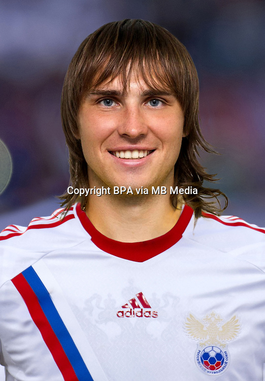 Football Fifa Brazil 2014 World Cup / <br /> Russia National Team - <br /> Vitali Dyakov of Russia