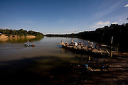 Santa Fe de Minas_MG, Brasil...Rio Paracatu em Santa Fe de Minas...The Paracatu river in Santa Fe de Minas...Foto: LEO DRUMOND / NITRO