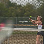 Tennis (Varsity) - Action