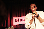 9 March 2011- New York, NY- Mos Def performs at Mos Def Produced by Jill Newman Productions and held at The Blue Note Jazz Club on March 9, 2011 in New York City. Photo Credit: Terrence Jennings for Jill Newman Productions